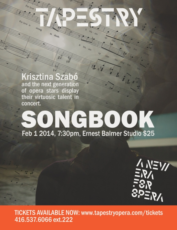 Songbook-Poster